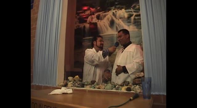 Pastores Carlos y Aida Cervantes