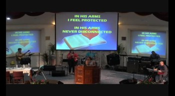 Trinity Church Worship 7-8-12 Part-3