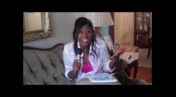 About the Cartoon Bible with LaVonne Washington