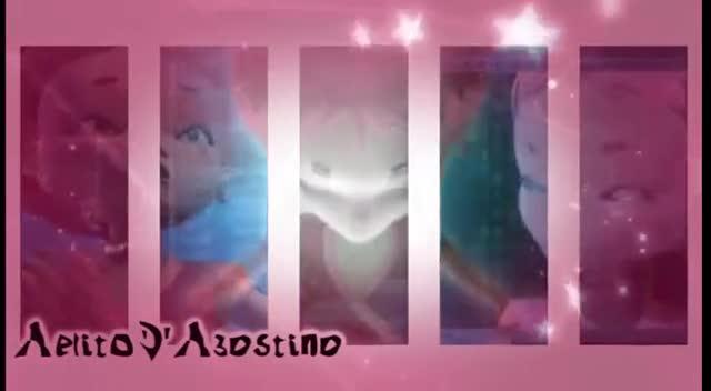 Code Lyoko - Aelita - Stronger