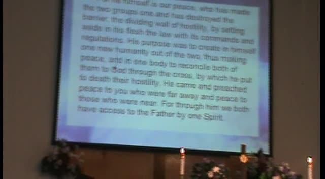 Ephesians 2:11-22 7 22 12
