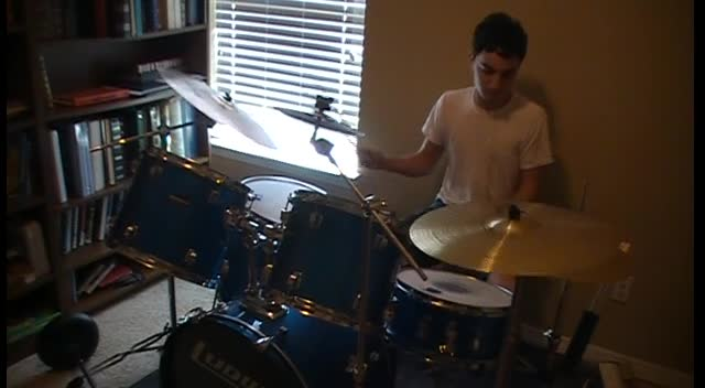 Ripping me off by Skillet Drum Cover