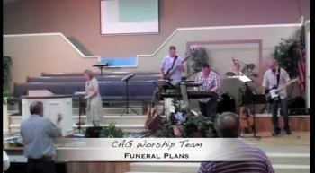 Funeral Plans - Jeremiah Yocom Cover by CAG Worship Team