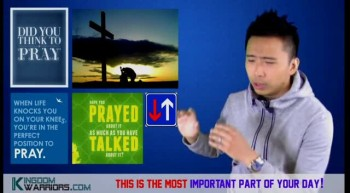 Passion for Prayer