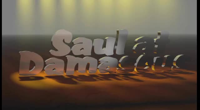 Saul at Damascus (DLM Movies)