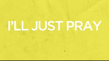 Just Pray Lyric Video by Moriah Peters and Rhett Walker