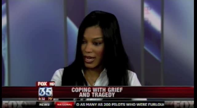 Christian Orlando Grief Counselor | Dealing With Grief and Anger : Mourning Caylee Anthony Video