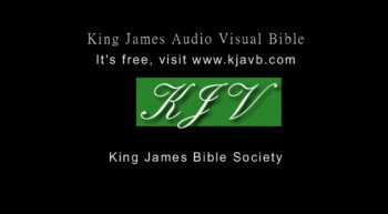 King James Audio Visual Bible