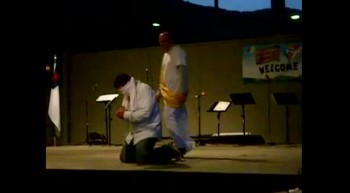 "TRYC-Church Skit of ""Amazing Grace, My Chains Are Gone"""