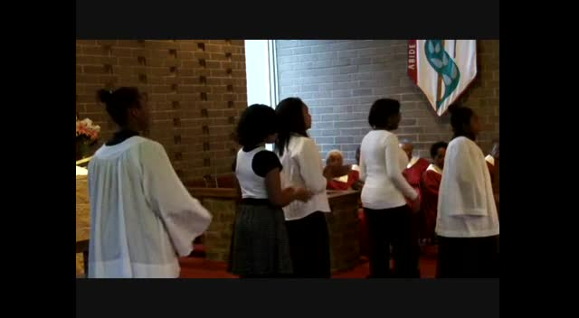 Prince of Peace - Kids' Choir, 04/22/12