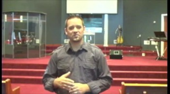 Welcome Pastor Diggs August 2012