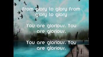 Everything Glorious - David Crowder Band (Music Video With Lyrics)