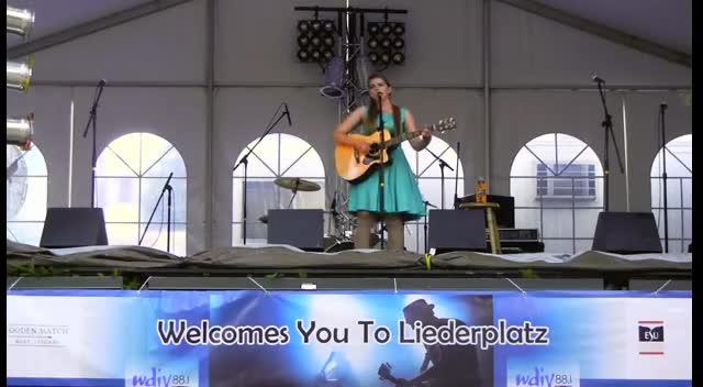 Cristabelle Braden @ Musikfest - Video Diary