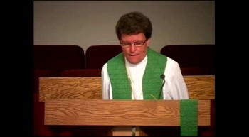 Ascension Lutheran Church Sermon - a Strategy for Reducing Stress