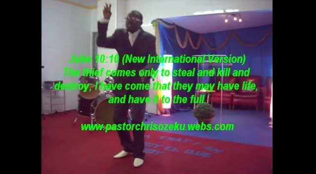 The Restoration Power of God part