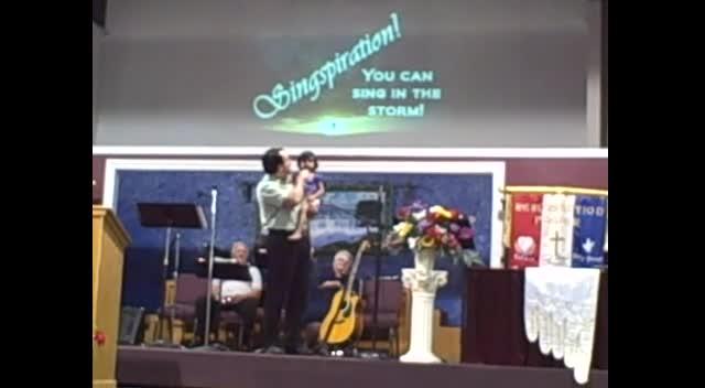 Sister Selah Singing