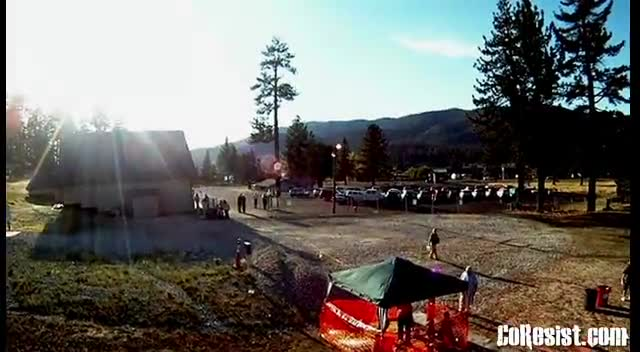Big Bear Valley Tent meeting 2012