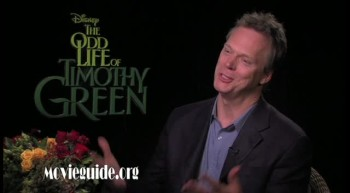 THE ODD LIFE OF TIMOTHY GREEN - Peter Hedges interview