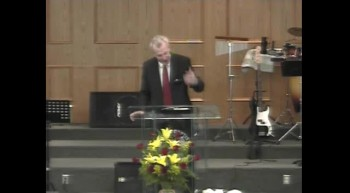 Last sermon of Pastor Mike Barrera at UBC on 07-29-12