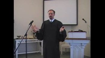 Worship Svc, First OPC Perkasie, PA 8/12/12; R. Scott MacLaren