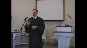 "Sermon: ""The Priesthood,"" Rev. R. Scott MacLaren, First Presbyterian Church, Perkasie, PA 8/12/12."