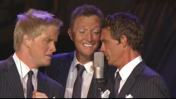 Bill Gaither and Ernie Haase Signature Sound - Walk With Me [Live]
