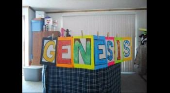 Genesis Song for Young Children
