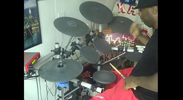 Forever Reign - Hillsong Live Drum Cover