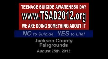 Teenage Suicide Awareness Day