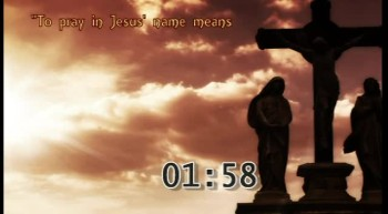 5 Minutes Prayer Quotation Countdown