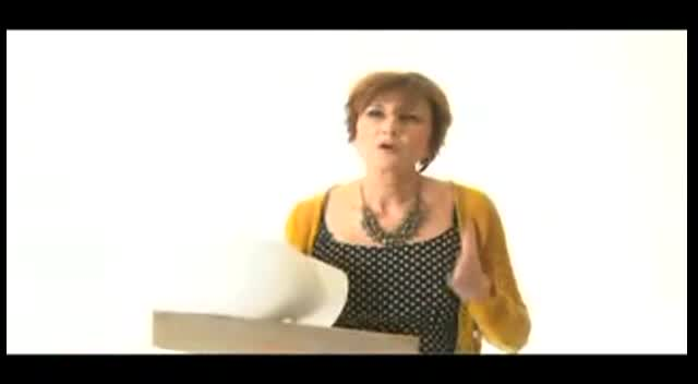 Speaker Debbie Griffith-Get the Plank Out (2012)