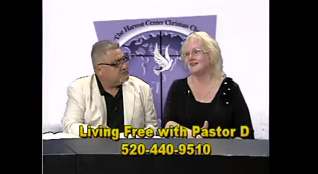 Living Free with Pastor D 8/25/12
