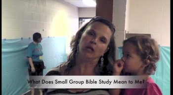 Bethlehem Lutheran Church in Saginaw, MI Small Group Bible Study Promo 2012