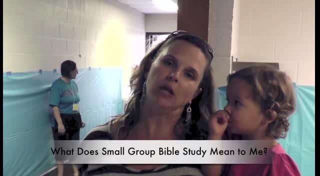 Bethlehem Lutheran Church in Saginaw, MI Small Group Bible Study Promo 2012