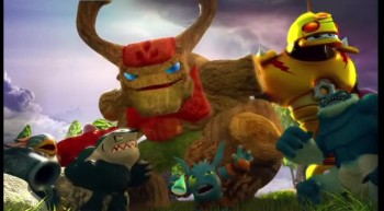 Skylanders Giants T2