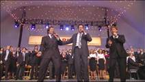 The Booth Brothers - In Christ Alone (Medley) [Live]