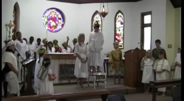 Nativity Play - The Birth of Jesus