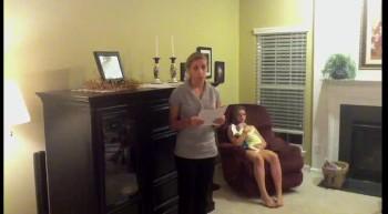 Persuasive Speech - Hannah Holm