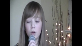 Connie Talbot - Run To You - A Tribute To Whitney Houston