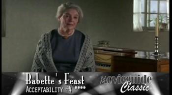 BABETTE'S FEAST classic review
