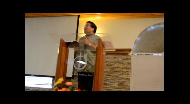 Ex-Comunista Chino-Ahora Misionero de Dios Hong Yang