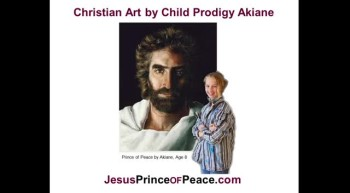 Akiane Paintings and Artwork