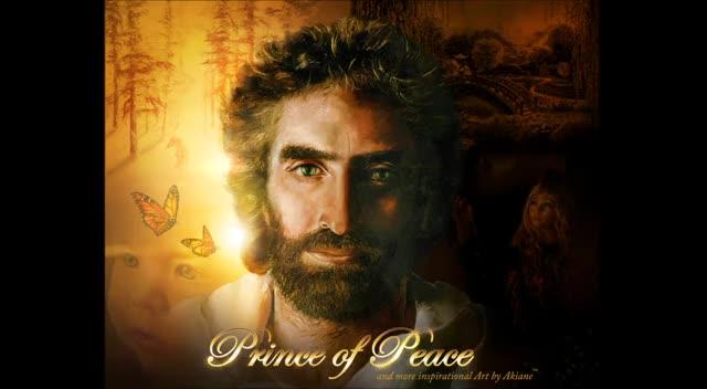 Jesus Prince of Peace 2013 Calendar