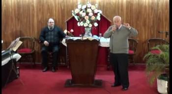 La oración es la llave de la victoria. Pastor Walter Garcia. 12-08-2012
