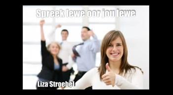 Soteria - Getuienis:  Liza Stroebel