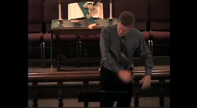 St. Matta Sermon 8-26-12