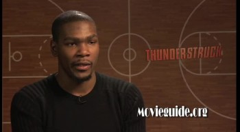 THUNDERSTRUCK - Kevin Durant interview