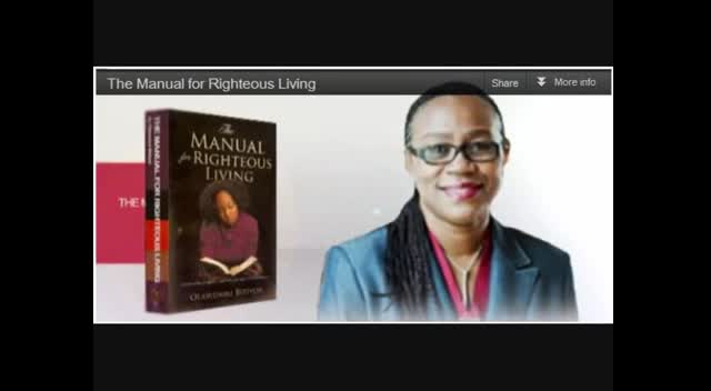 Interview - The Manual for Righteous Living