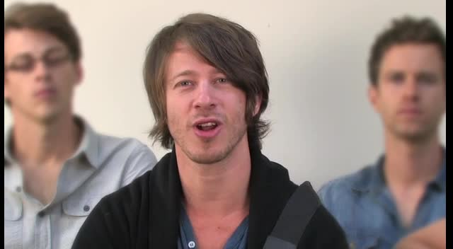 "Tenth Avenue North explains ""The Struggle"""