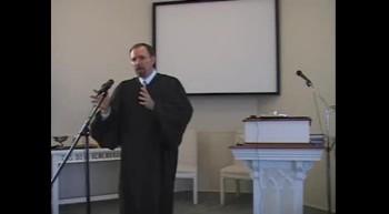Complete Worship Service, 8/26/12; First OPC Perkasie, PA. R. Scott MacLaren, Pastor